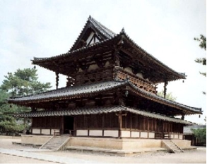 Joinery-Japanese Temple