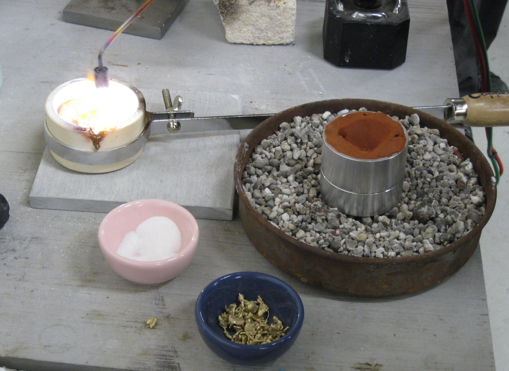 Metalcasting with Sand, Bone and Water