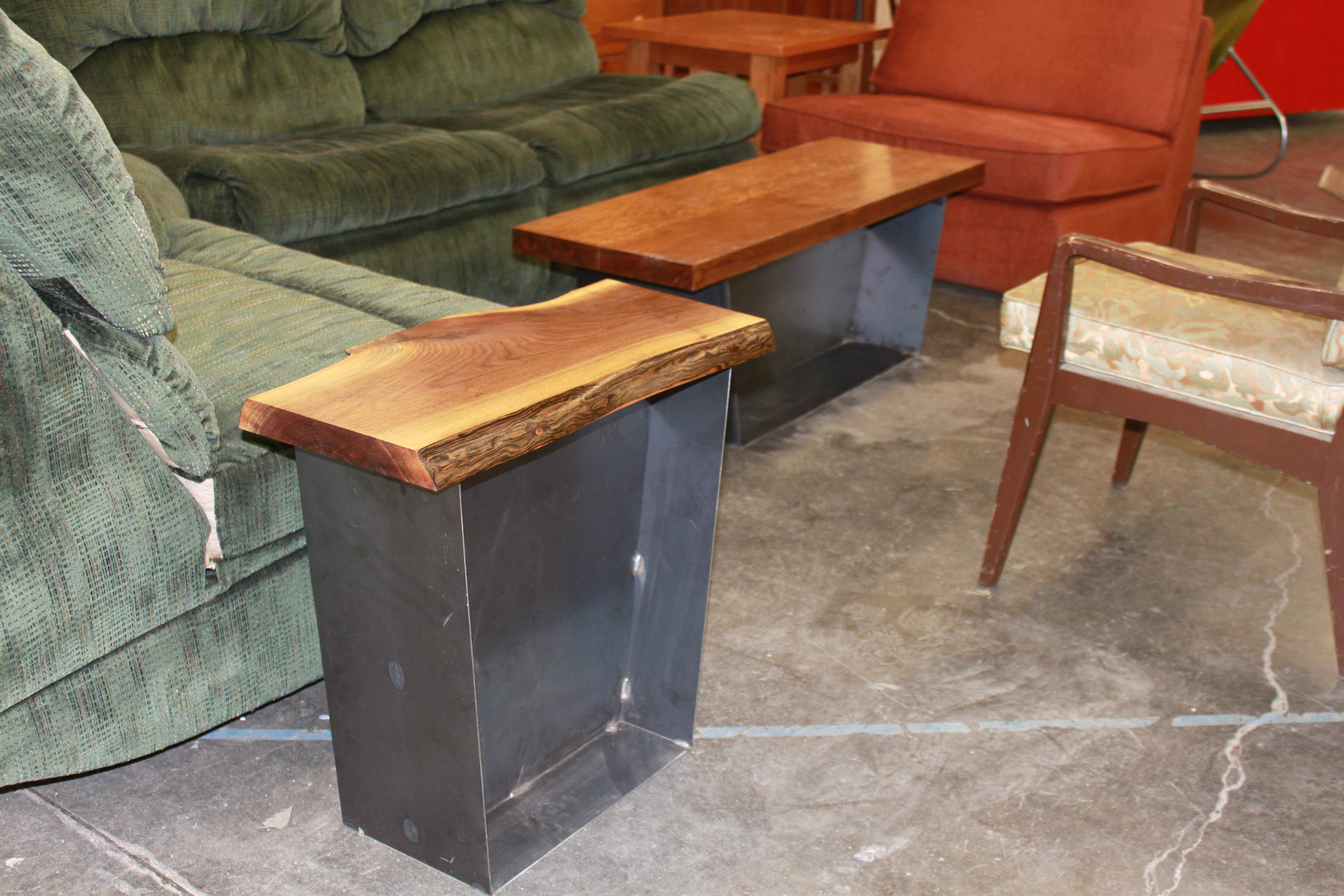 End Table & Coffee Table