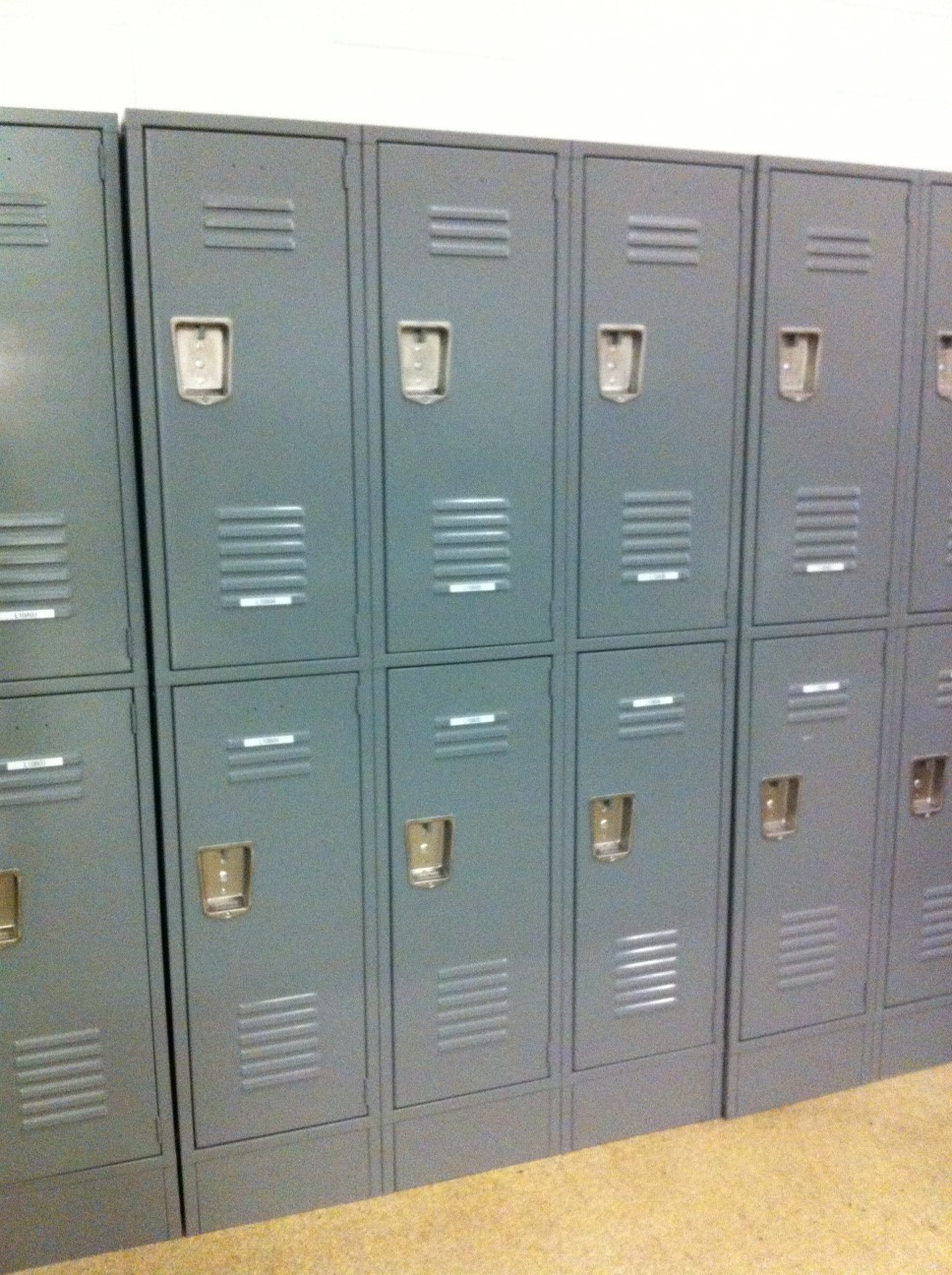 how to change your locker combo