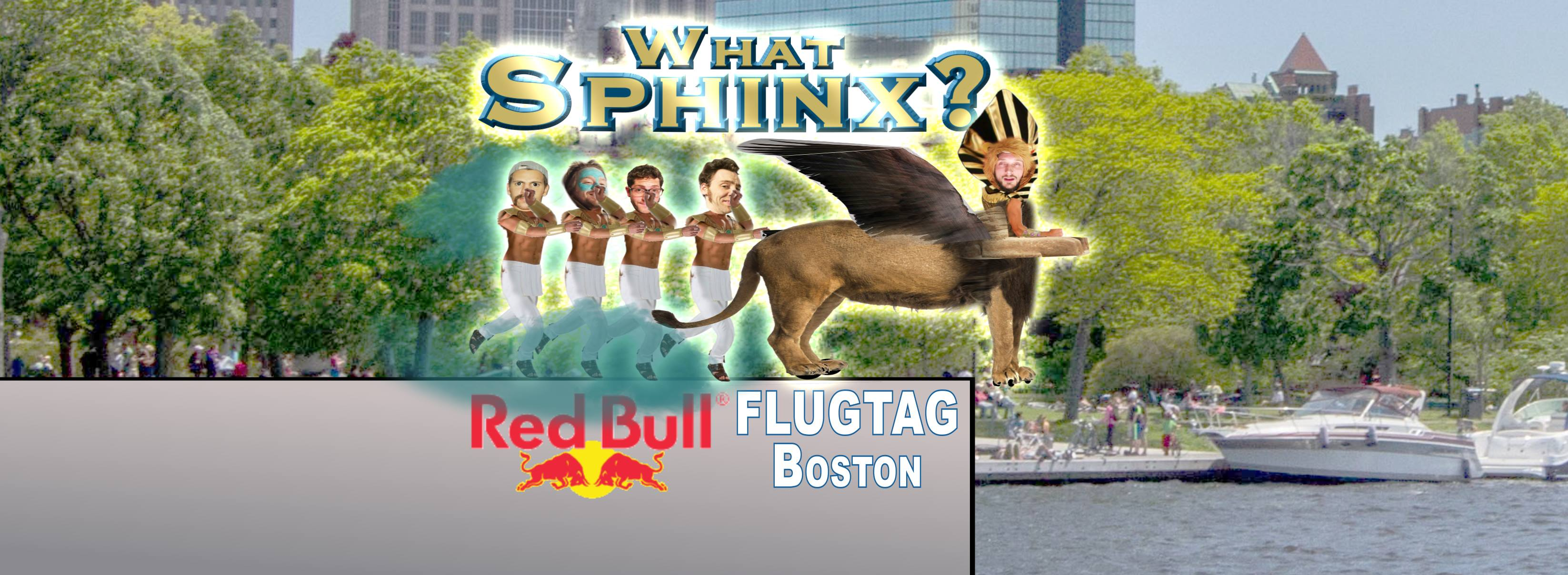 What Sphinx Flugtag